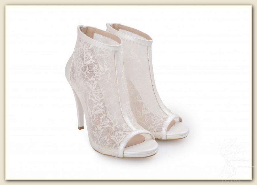 Pantofi Pentru Mirese Pantofi De Mireasa La Salon Bianca Satu Mare